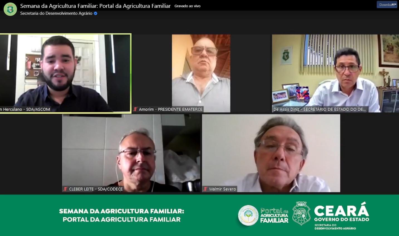 AGRICULTURA URBANA EM FORTALEZA - Veja a imagem sobre essa notícia de agricultura urbana em Fortaleza